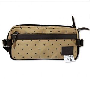 Stussy x Masterpiece Polka Dot Belt Bag